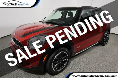 Pre-Owned 2015 MINI Cooper S Countryman ALL4 with Panoramic Sunroof, Leather Seats, & Cold Weather Pkg