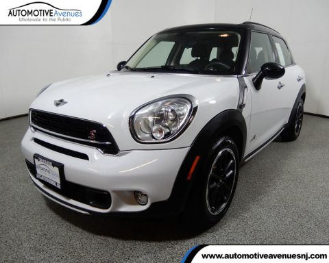 Pre-Owned 2015 MINI Cooper S Countryman ALL4 with Panoramic Moonroof