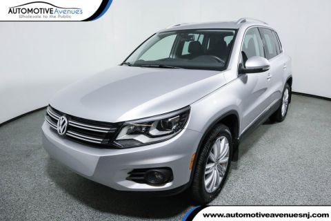 Pre-Owned 2016 Volkswagen Tiguan 2.0T SE 4dr Automatic