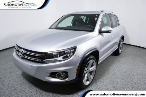 Pre-Owned 2016 Volkswagen Tiguan 2.0T R-Line 4dr Automatic