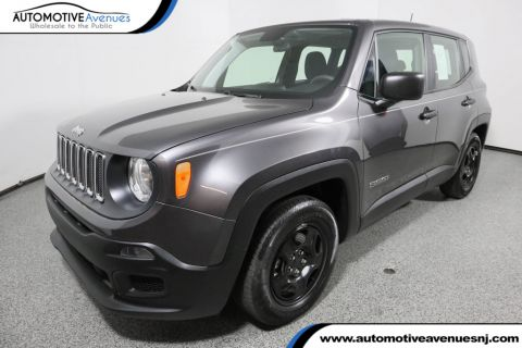 Pre-Owned 2018 Jeep Renegade Sport FWD with Power & Air Group
