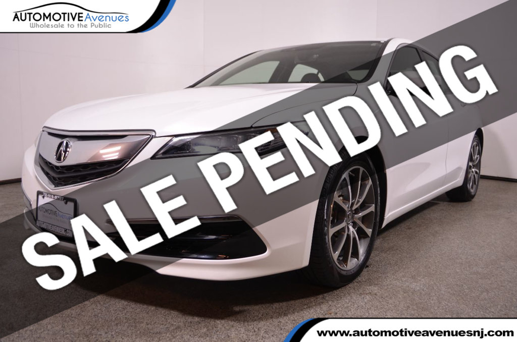 sale for acura used tlx