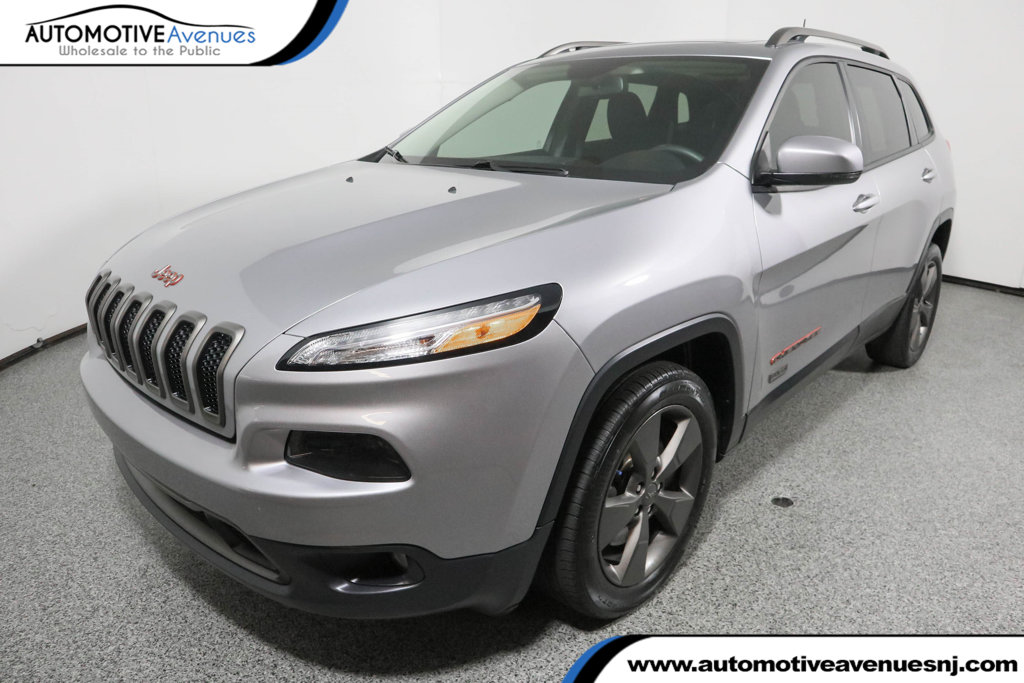 Pre Owned 2016 Jeep Cherokee 4wd 4dr 75th Anniversary