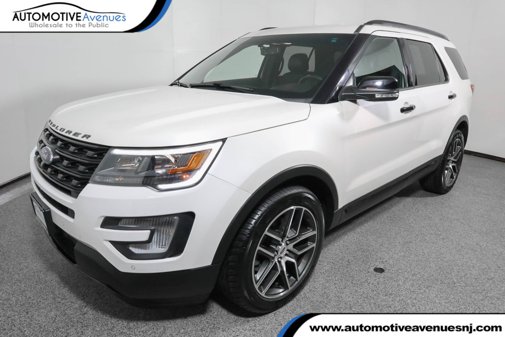 Pre-Owned 2016 Ford Explorer 4WD 4dr Sport with Equipment Group 401A