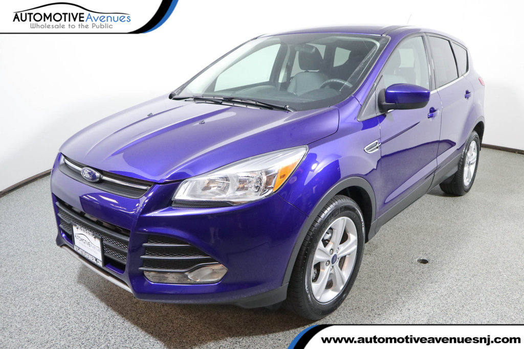 Pre-Owned 2016 Ford Escape FWD 4dr SE w/ Cold Weather Package