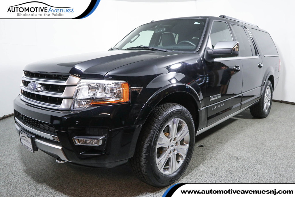 Ford Expedition El >> 2016 Ford Expedition El 4wd 4dr Platinum Four Wheel Drive Suv