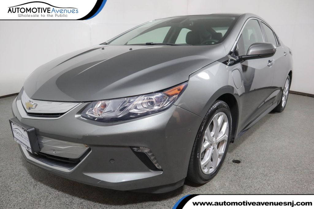 Pre-Owned 2017 Chevrolet Volt 5dr Hatchback Premier