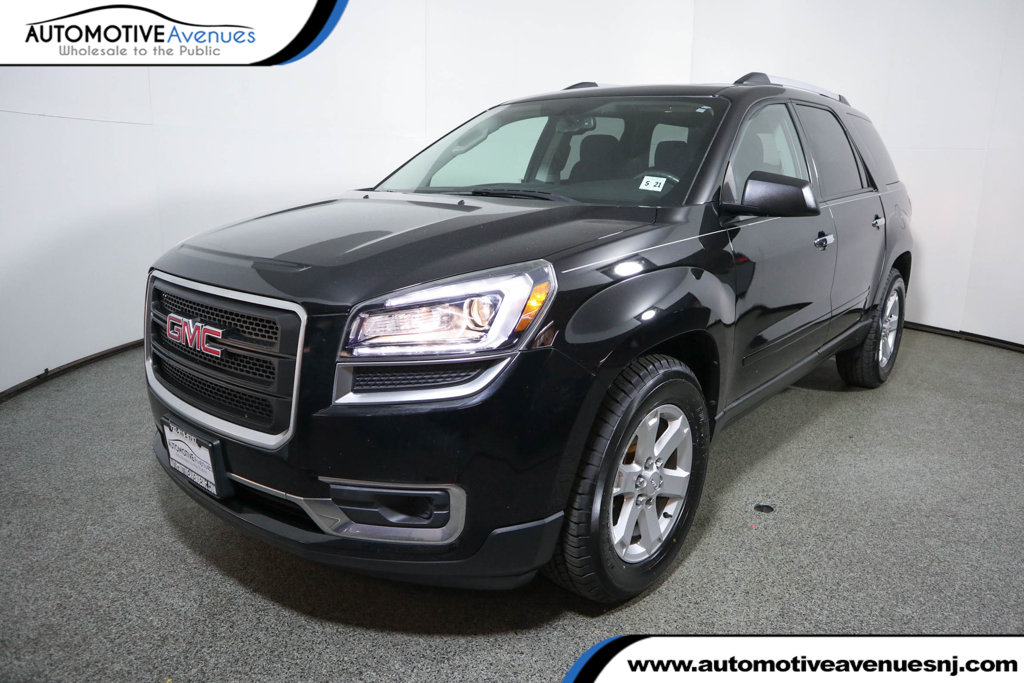 Pre-Owned 2016 GMC Acadia AWD 4dr SLE w/SLE-2 w/ Dual Skyscape Sunroof