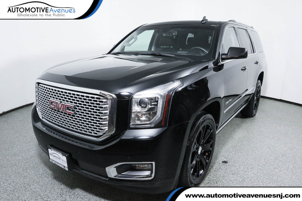 Pre Owned 2016 Gmc Yukon 4wd 4dr Denali With 22 Inch Wheel Package