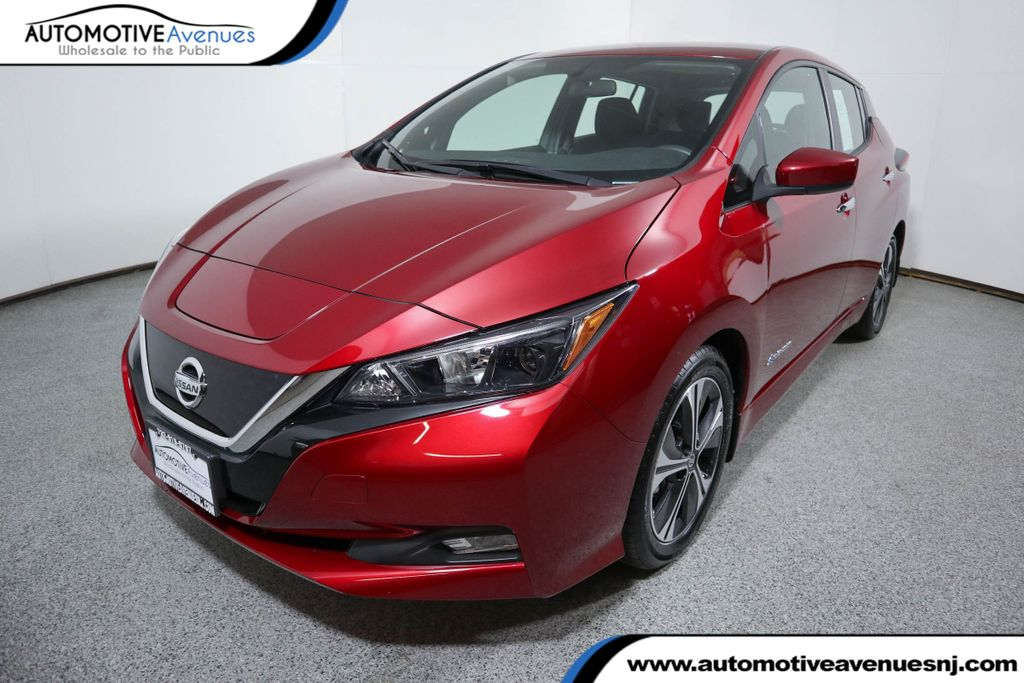Pre-Owned 2019 Nissan Leaf SV Hatchback