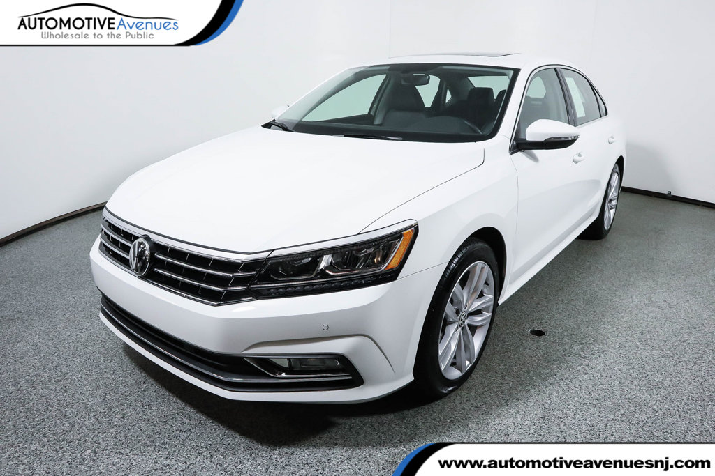 Pre Owned 2018 Volkswagen Pat 2 0t Se W Technology Automatic