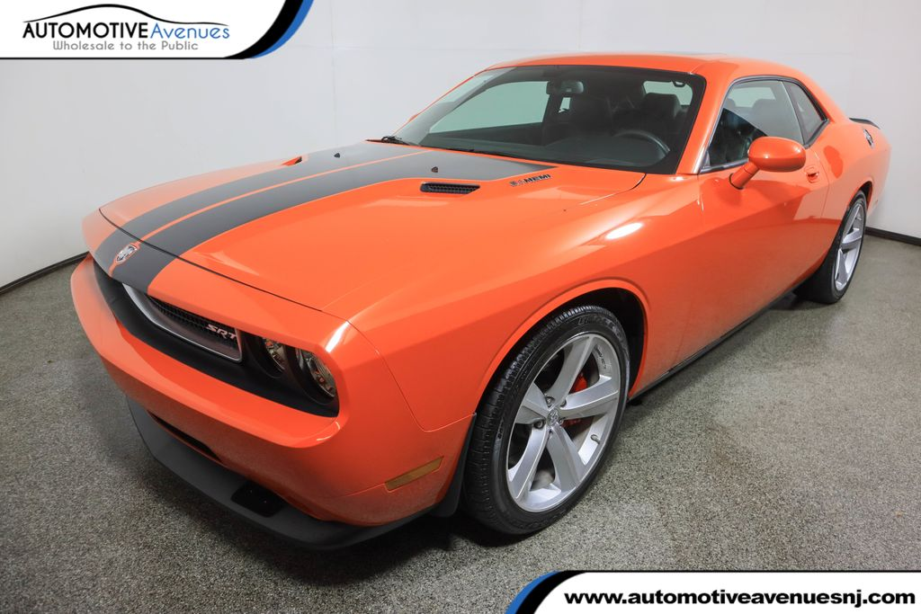Pre-Owned 2008 Dodge Challenger 2dr Coupe SRT8 First Edition (#5749 of 6400)