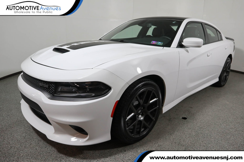 Pre-Owned 2017 Dodge Charger Daytona 340 w/ Navigation & Travel and Driver Confidence Groups