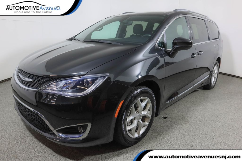 Pre-Owned 2020 Chrysler Pacifica Touring L 35th Anniversary