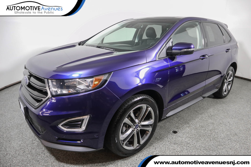 2016 Ford Edge 4dr Sport Awd With Equipment Group 401a And Panoramic Sunroof