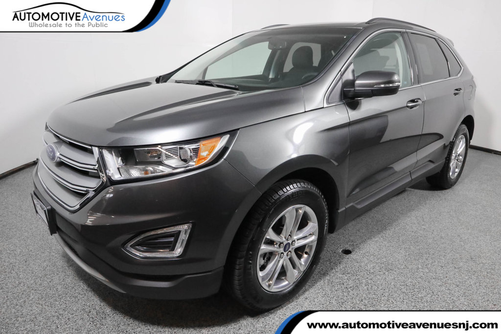 Pre Owned 2016 Ford Edge Sel Awd With Equipment Group 201a And Utility Technology