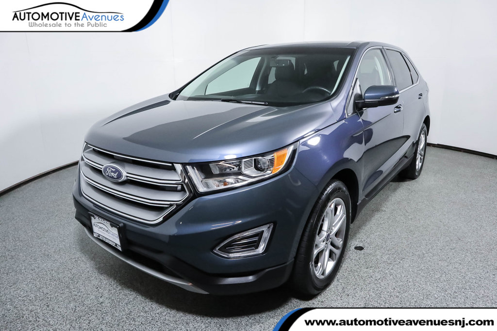Pre Owned 2016 Ford Edge 4dr Anium Awd
