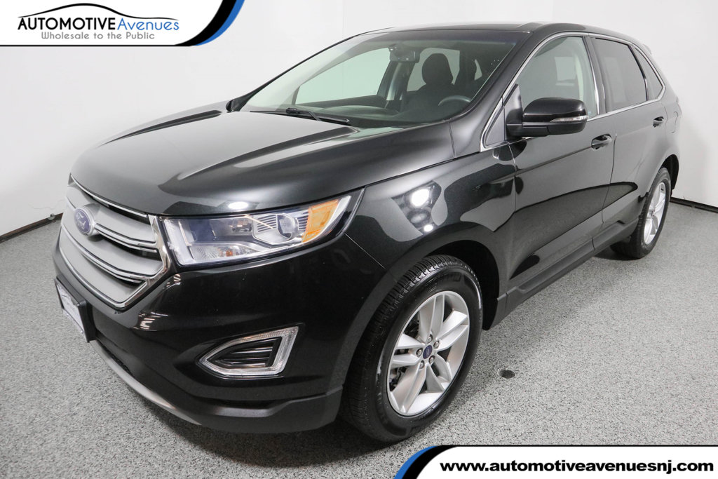 Pre-Owned 2015 Ford Edge 4dr SEL AWD