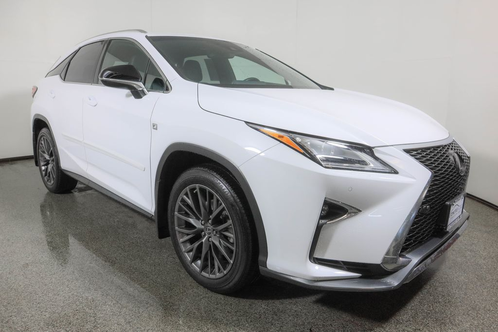 2019 Used Lexus RX RX 350 F SPORT AWD SUV available at ...