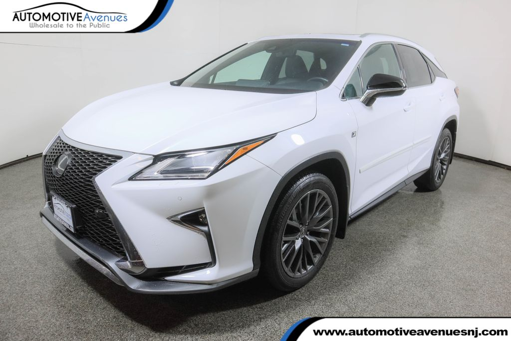 2019 used lexus rx rx 350 f sport awd suv available at automotive avenues in wall nj stock 25598 2019 lexus rx rx 350 f sport awd
