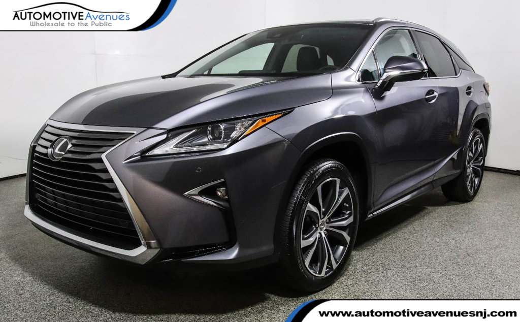 Pre Owned 2016 Lexus RX 350 Premium With Moonroof, Navigation U0026 Lexus  Safety System