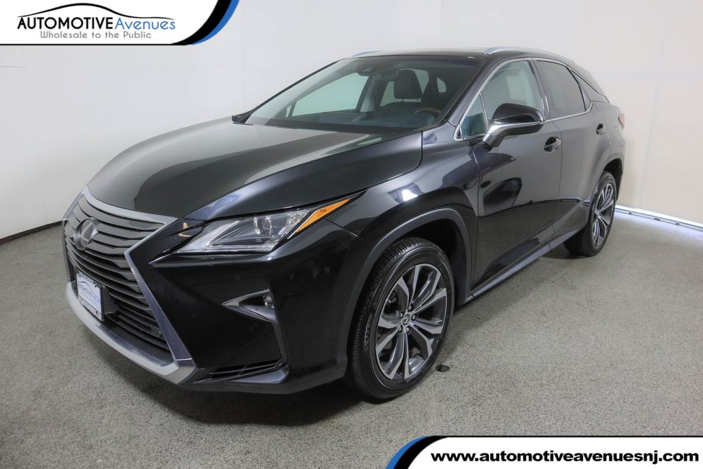 2019 used lexus rx rx 350 fwd premium w navigation power moonroof 20 inch wheels suv available at automotive avenues in wall nj stock 25220 automotive avenues