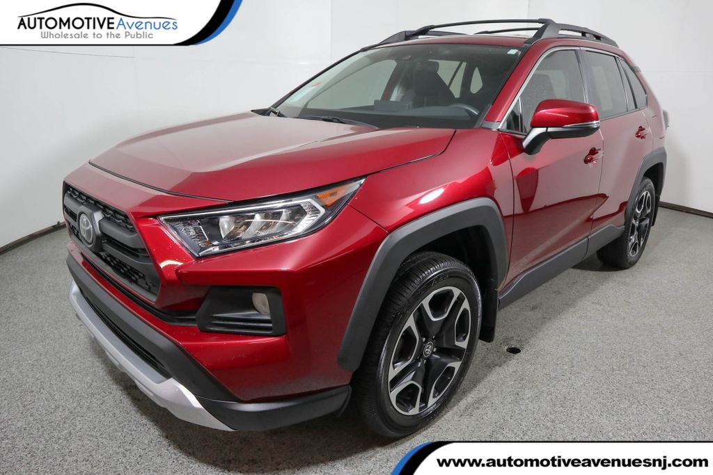 Pre-Owned 2019 Toyota RAV4 Adventure AWD w/ Cold Weather Package