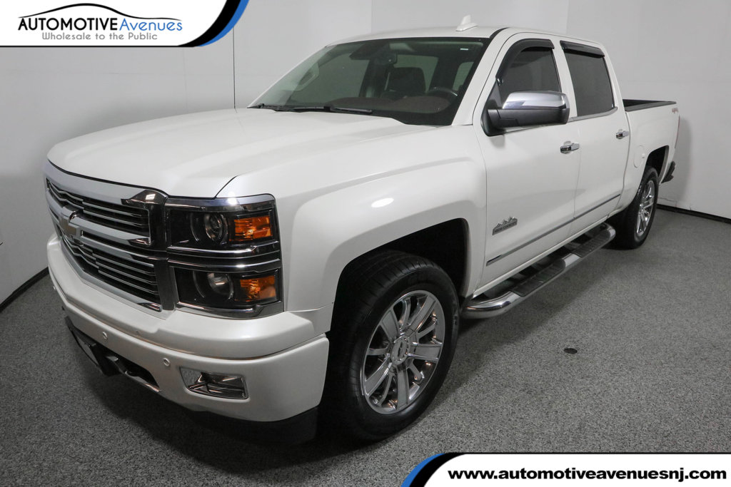 2015 Used Chevrolet Silverado 1500 4wd Crew Cab 143 5 High Country