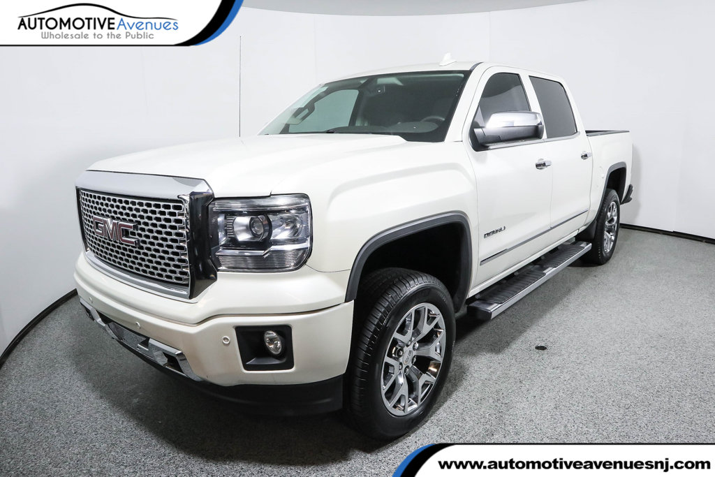 2015 Gmc Sierra Denali >> 2015 Used Gmc Sierra 1500 2wd Crew Cab 143 5 Denali Truck Available