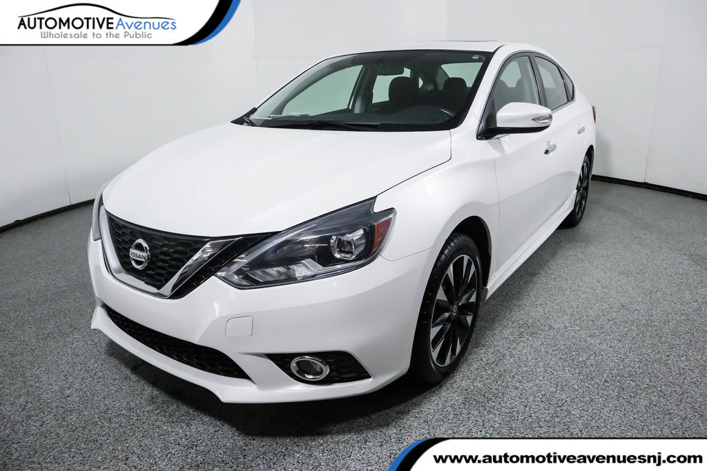 Pre Owned 2017 Nissan Sentra Sr Turbo Manual