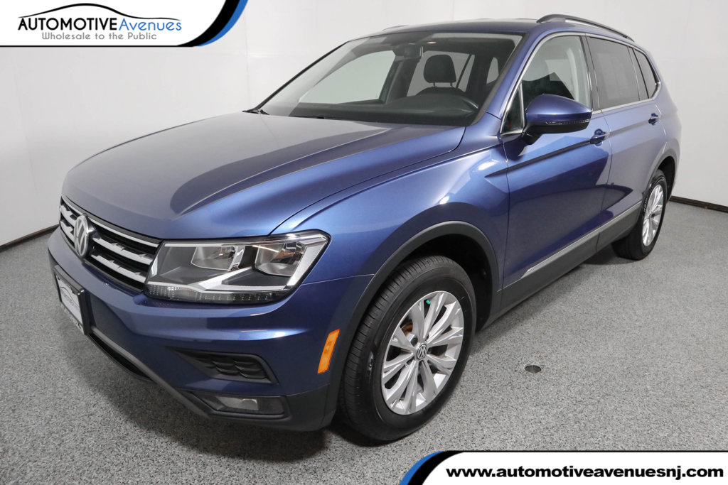 Pre Owned 2018 Volkswagen Tiguan 2 0t Se 4motion