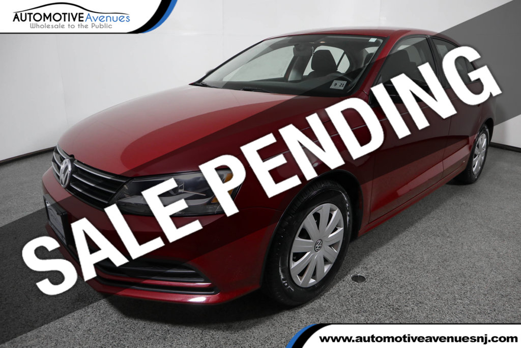 Pre-Owned 2016 Volkswagen Jetta Sedan 1.4T S w/Technology 4dr Automatic
