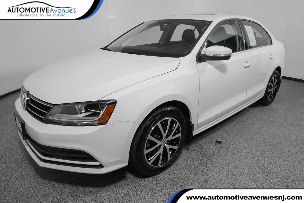 Pre Owned 2017 Volkswagen Jetta 1 4t Se Automatic