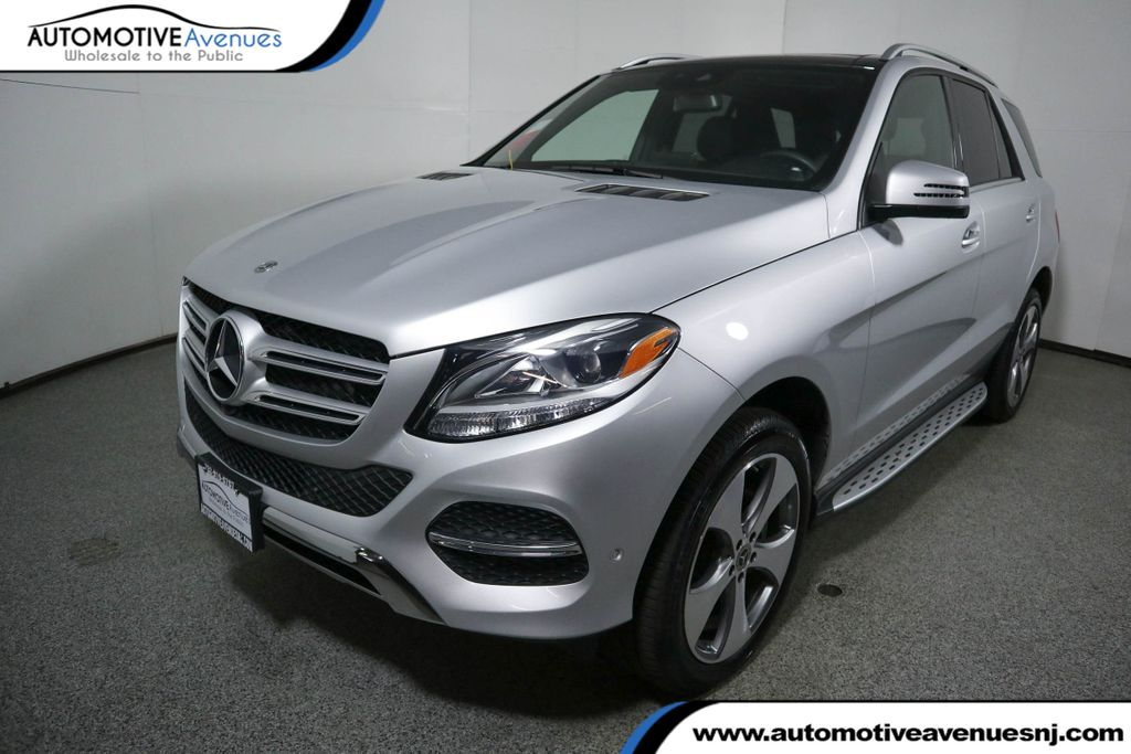 Pre-Owned 2019 Mercedes-Benz GLE GLE 400 4MATIC® SUV w/ Premium Package & Panorama Roof