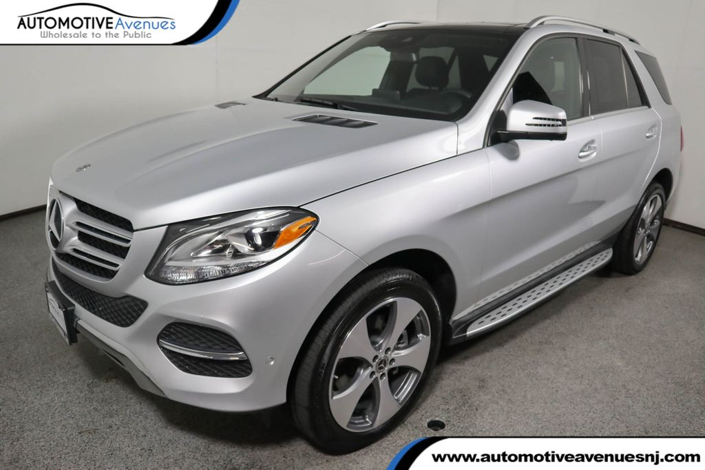 Pre-Owned 2019 Mercedes-Benz GLE GLE 400 4MATIC® w/ Premium 1 and Parking Assist Packages