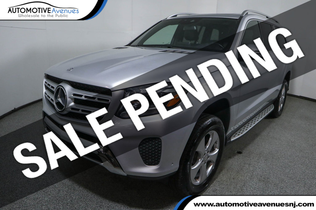Pre-Owned 2017 Mercedes-Benz GLS GLS 450 4MATIC® SUV w/ Premium & Parking Assist Packages