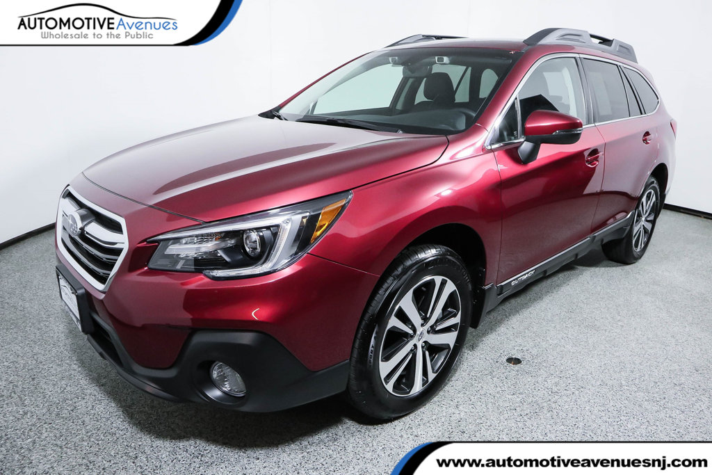 Pre-Owned 2018 Subaru Outback 2.5i Limited w/Eyesight, Navigation, Hba, Rab, Led & SRH