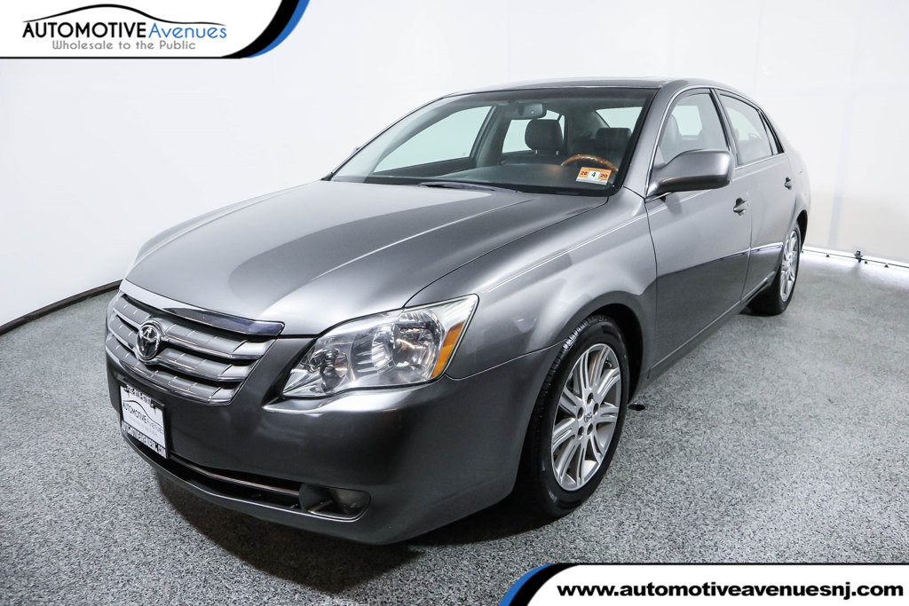 Pre-Owned 2007 Toyota Avalon 4dr Sedan Limited