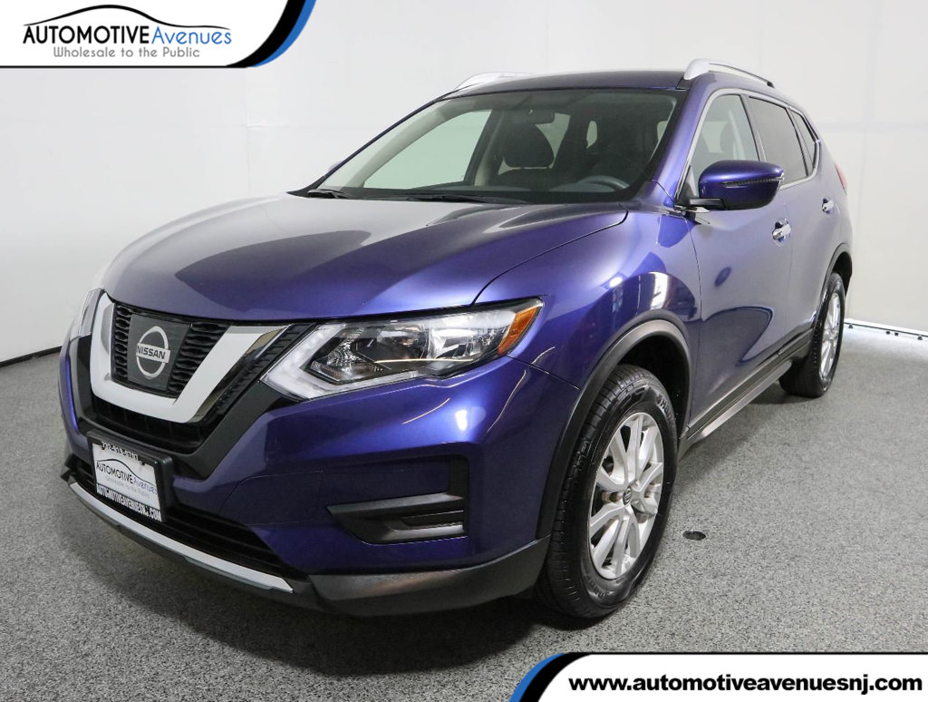 Pre Owned 2017 Nissan Rogue AWD SV