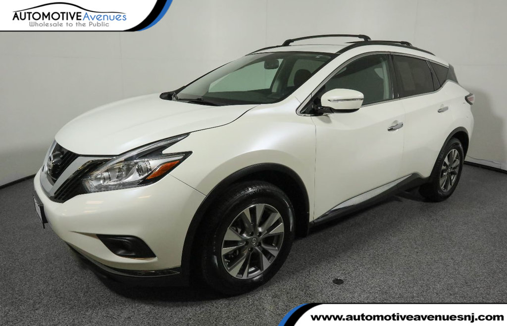 Wonderful Pre Owned 2015 Nissan Murano AWD 4dr SV