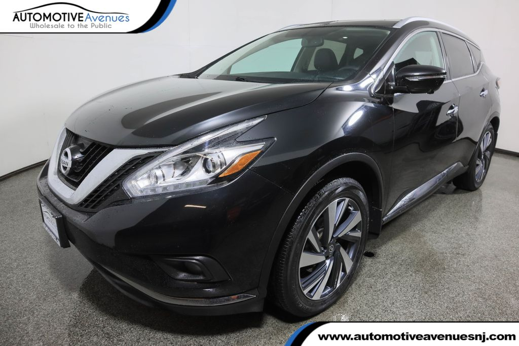 Pre-Owned 2015 Nissan Murano AWD 4dr Platinum w/ Technology Package