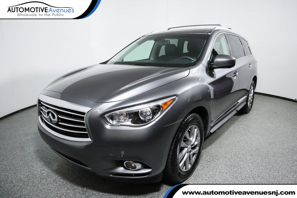 Pre Owned 2017 Infiniti Qx60 Awd 4dr Hybrid