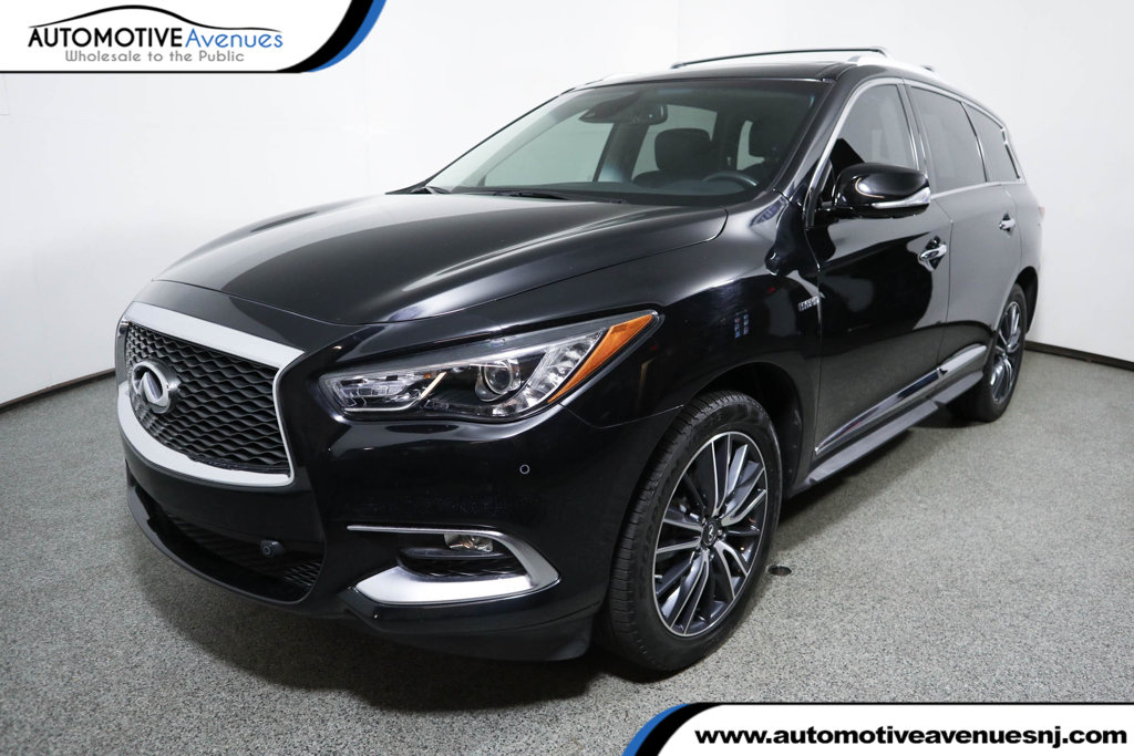Pre-Owned 2016 INFINITI QX60 FWD 4dr Hybrid w/ Deluxe Technology And Theater Package