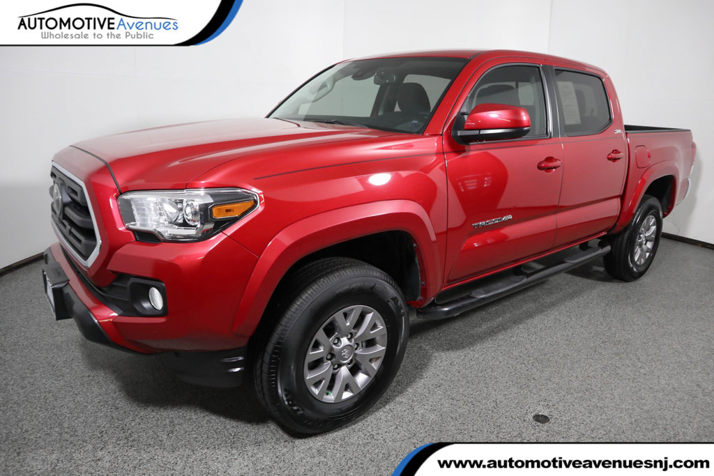 Pre-Owned 2018 Toyota Tacoma SR5 Double Cab 5' Bed V6 4x2 Automatic