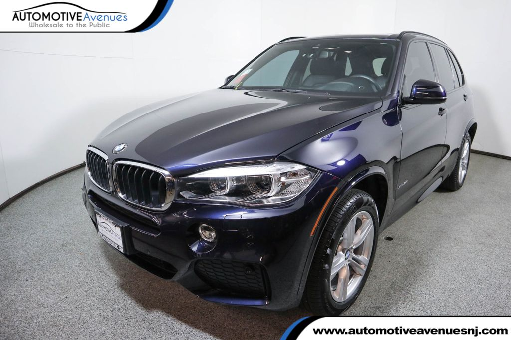 Pre-Owned 2017 BMW X5 xDrive35i SAV M Sport with Driving Assistance Plus