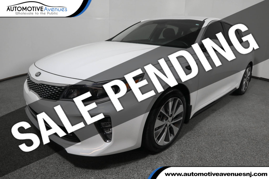 Pre-Owned 2018 Kia Optima S Automatic