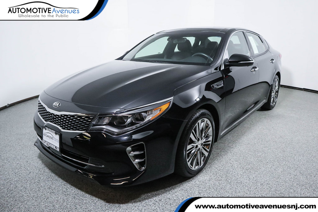 Pre Owned 2017 Kia Optima Sx Limited Automatic