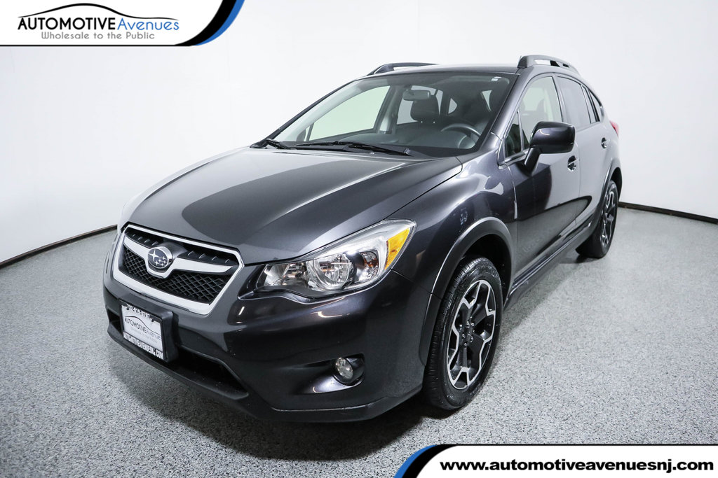 Pre-Owned 2014 Subaru XV Crosstrek 5dr Automatic 2.0i Limited with Moonroof & Navigation