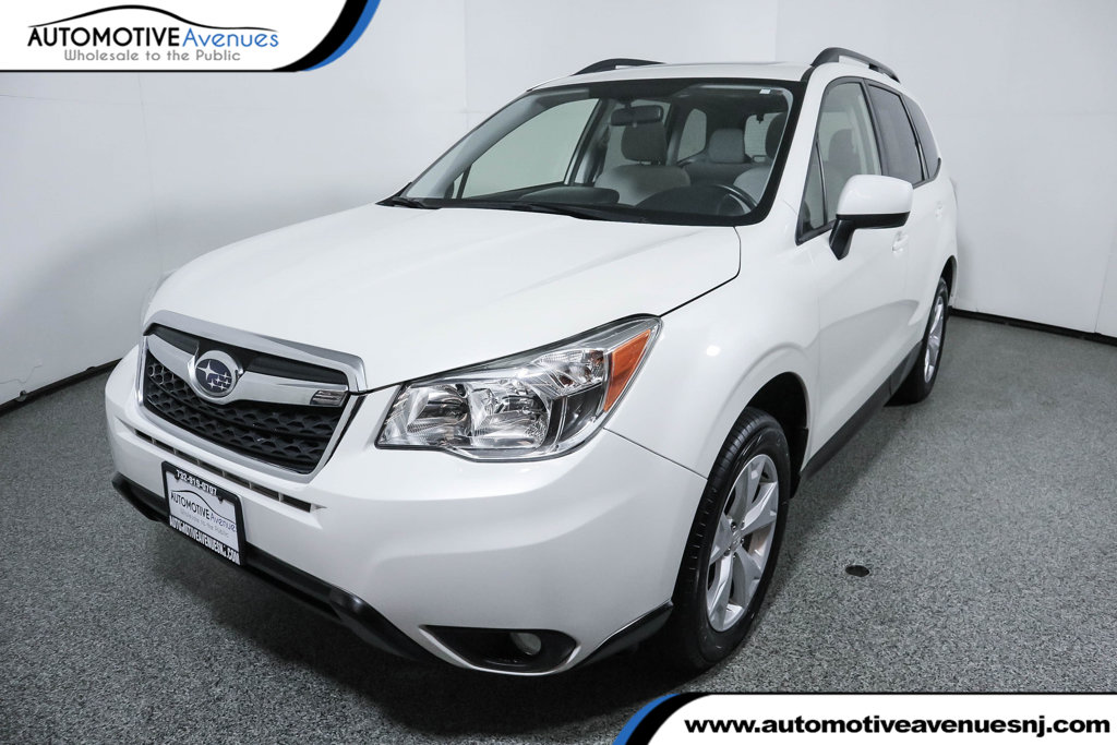 Pre Owned 2016 Subaru Forester 2 5i Premium With All Weather Package