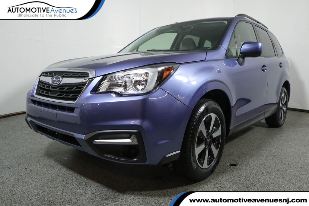 Pre-Owned 2017 Subaru Forester 2.5i Premium with All Weather Package